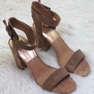 2c944d420a0 Dolce Vita Shoes - Dolce Vita Cally Block Heel Sandal Size 10
